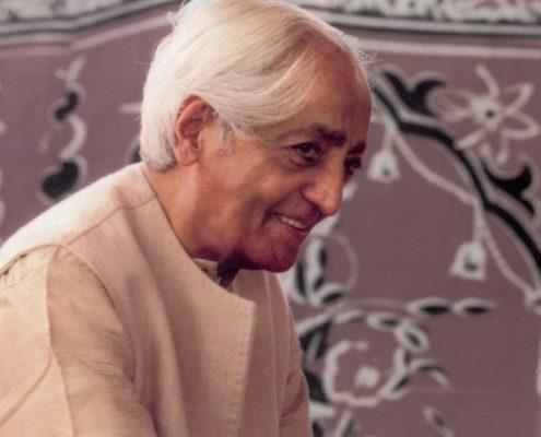 Resultado de imagem para J.Krishnamurti