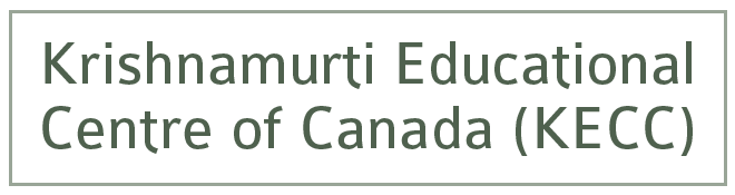 Krishnamurti Educational Centre of Canada